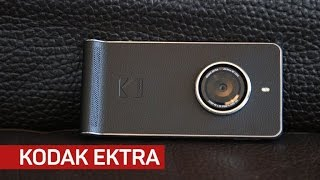 Kodak's camera phone is not the phone for you - CNETTV