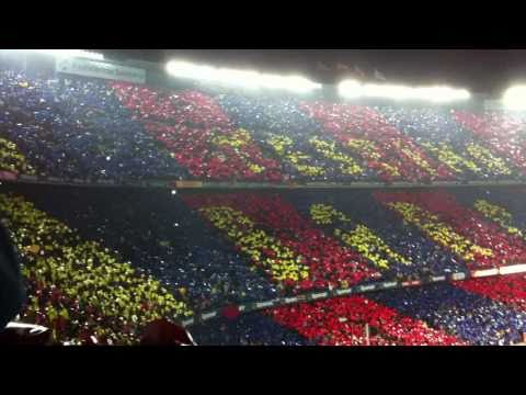 FC Barcelona Real Madryt Hymn 