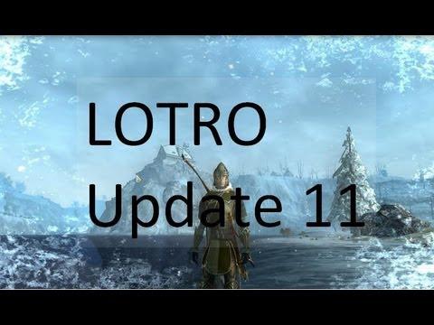 LOTRO Update 11 Wildermore Zone Overview