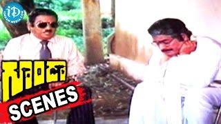 Goonda Telugu Movie Scenes - Satyanarayana, Rao Gopal Rao, Allu Rama Lingaiah Nice Scene - IDREAMMOVIES