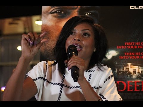 Taraji Henson NO GOOD DEED 2014