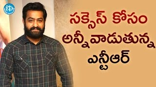 NTR Is Waiting To Score Blockbuster Hit