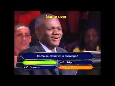 Quem Quer Ser Milionário   versão Angola (Best Of)