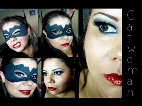 Transformación- Catwoman (Gatúbela)