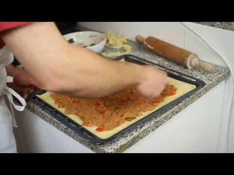 Receta: Empanada de atún (receta de masa para empanada) (gallega)