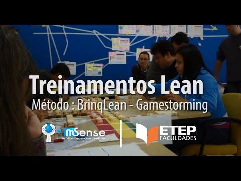 Cursos de Extensão ETEP - Treinamentos Lean iTmSense