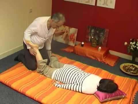 Asian and Thai massage back 9