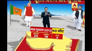 Gujarat Assembly Elections 2017: Who is stronger in second phase as per trends? - ABPNEWSTV