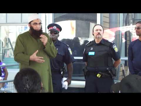 Junaid Jamshed in Mississauga Speech On Azan, Adhan, Salah (Call To Prayer) (Muslim Fest 24-07-11)