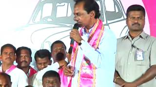 KCR Sharpens His Criticism Knife In Election Campaign - ETV2INDIA
