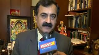 Cyber Lawyer Pavan Duggal Speaks To Newsx Over Middle Finger Emoji On Whatsapp