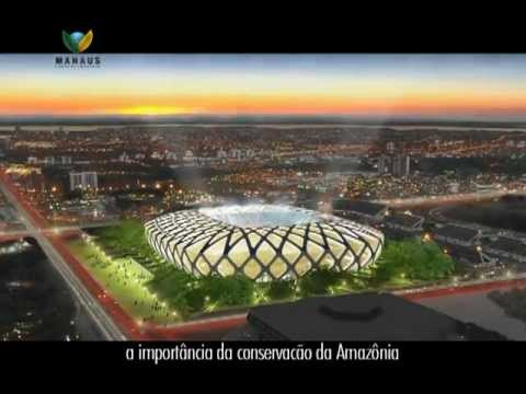 World Cup Brazil 2014 - Manaus / Amazonas