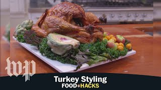 Turkey Styling: Mary Beth Albright's Food Hacks - WASHINGTONPOST