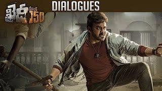 Khaidi No 150 Dialogue Trailers | Back 2 Back | Chiranjeevi | Kajal | TFPC - TFPC