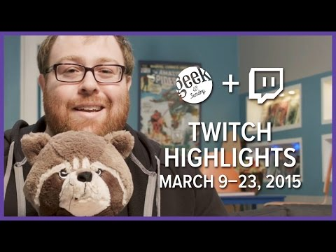 Twitch Highlights March 9-23, 2015
