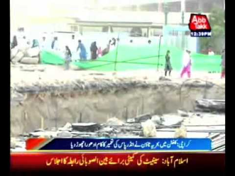 Flyover, underpass Karachiites distressed by Bahria Town projects -- Breaking News