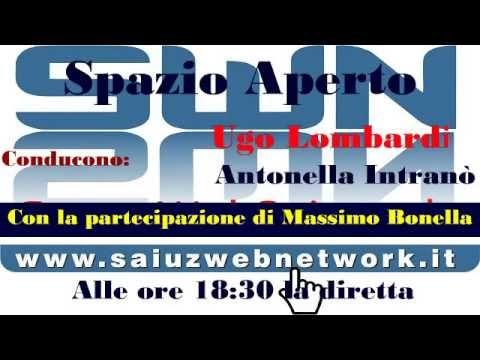 Spazio Aperto del 18/06/2014 Puntata 13 ospite Giorgio Bongiovanni