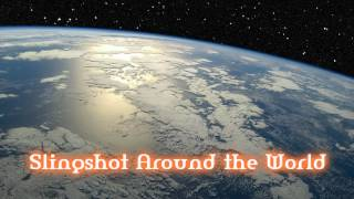 Royalty Free Slingshot Around the World:Slingshot Around the World