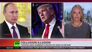 'Little doubt' FBI & DOJ misled courts in Carter Page probe – Trump on FISA files - RUSSIATODAY