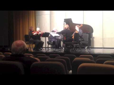 Reynaldo Hahn, Quintet for Piano and Strings, Lake String Quartet and Vern Maetzold
