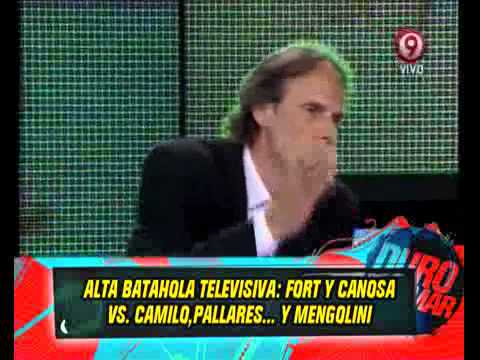 DURO DE DOMAR - FORT Y CANOSA VS CAMILO PALLARES MENGOLINI - 06-03-13