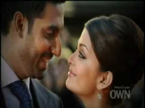 Oprah's Next Chapter Aishwarya Rai & Abhishek Bachchan part