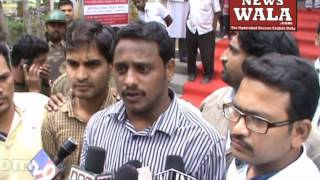Protesting against Harish Rao - students arrested by Hyderabad Police - THENEWSWALA