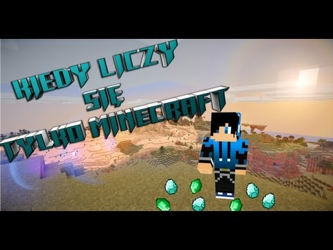 """#07 GPack: """"Kiedy liczy się tylko minecraft"""" - CREEPERY I LATAJĄCE SMERFY!"""