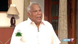 """Paesum Thalaimai 20-09-2015 """"Tamil scholar Avvai Natarajan"""" – News7 Tamil Show"""
