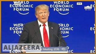 🇺🇸🇨🇭 What will Trump's absence mean for Davos summit? | Al Jazeera English - ALJAZEERAENGLISH