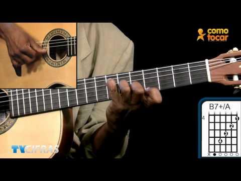 O Bêbado e a Equilibrista - Aula de violão com Candô