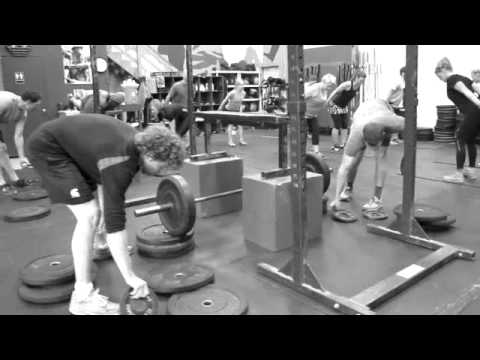 Laydown Bent Over Row