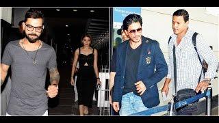 Virat & Anushka Deny Engagement Rumours | Shahrukh's Bodyguard Misbehaves With A Fan