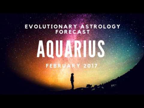 AQUARIUS   February 2017 Horoscope   Raising Vibrations Astrology