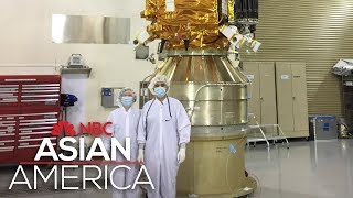 Meet Lien Pham, The 'Spacecraft Dressmaker' Sewing Thermal Blankets At NASA | NBC Asian America - NBCNEWS