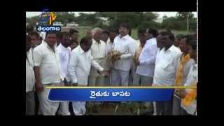 25th : Ghantaraavam 5 PM Heads - Telangana - ETV2INDIA