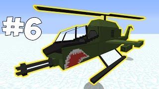 НОВОГОДНИЕ ПРИКЛЮЧЕНИЯ #6 - Летаем На Вертолёте с Подписчиками! ЗАХОДИ И ТЫ! [Minecraft]