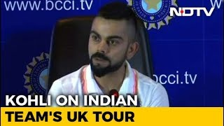 I Am 100 Percent Ready To Go, Says Virat Kohli Ahead Of England Tour - NDTV