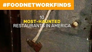 10 Most-Haunted Restaurants in America | Food Network - FOODNETWORKTV