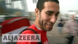 Egypt puts retired football star on 'terror list' - ALJAZEERAENGLISH