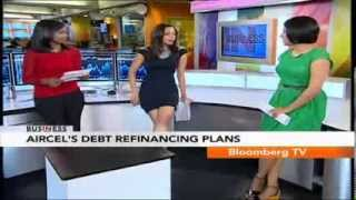 In Business- Aircel's Debt Refinancing Plans - BLOOMBERGUTV
