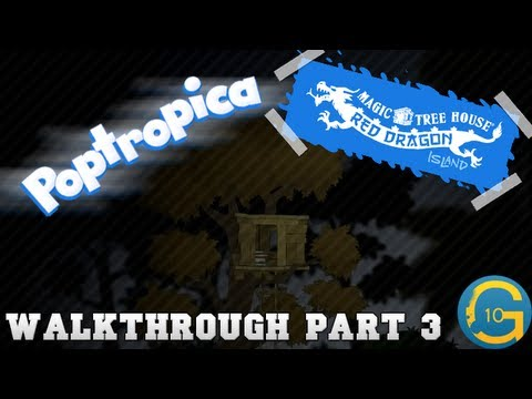 Poptropica Red Dragon Island Walkthrough Part 3