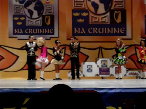World Irish dancing Championships Glasgow 2010