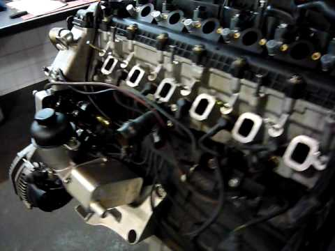 BMW E39 530d M57 Engine Parte 3