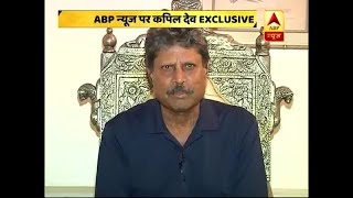 Master Stroke: Kapil Dev won't attend Imran Khan's oath-taking ceremony as Pakistan PM - ABPNEWSTV