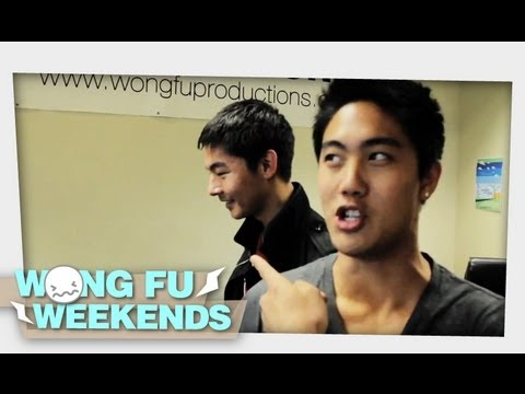 Wong Fu Weekends: Ep 38 - Last day at the Office
