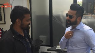 NTR, Sukumar Movie Working Stills-Nannaku Prematho-Exclusive