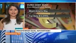 Market Pulse: Indian Cos Borrowing In Euros - BLOOMBERGUTV