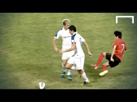 Outrageous Tackle In Chinese Football
