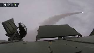 200 anti-aircraft gunners shoot down missiles in Russian military drills - RUSSIATODAY